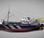 PBR 工程船 补给船 铺管船 运输船 救生船 起重船 浮吊船 作业船