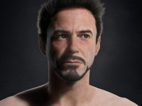 男性3d模型安利一波,超写实相当帅气,赶紧下载!