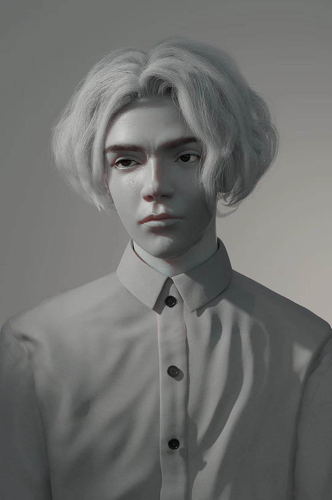 SADNESS  作者:小小哥斯拉