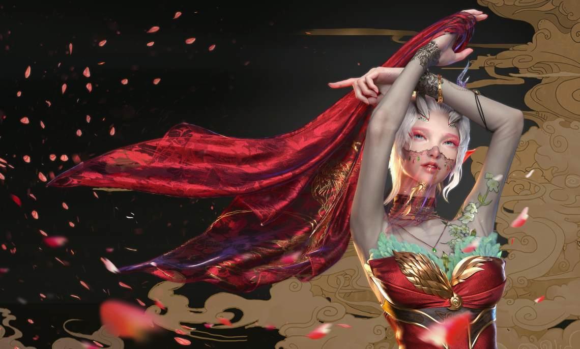 Red Girl     作者:Tui丶