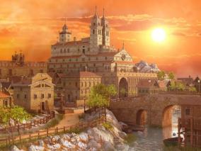 西班牙巴塞罗那3D场景艺术家Marc Mons作品欣赏