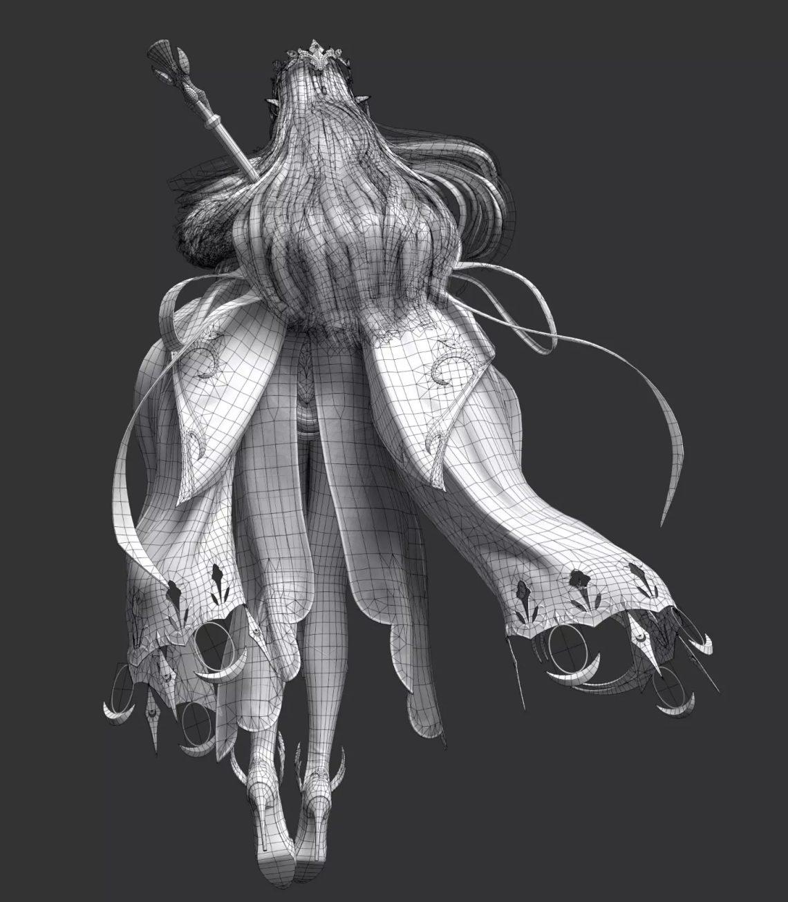 韩国3D设计师jaesoub lee作品欣赏