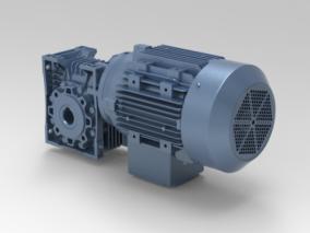 工业设备发电机3D模型