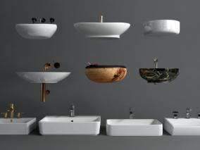 洗手台cg模型