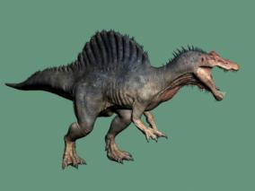 恐龙cg模型