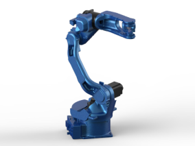 机械臂3d模型