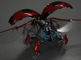 仿生3d模型
