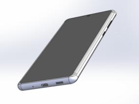 三星手机3D模型