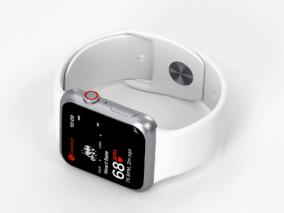 苹果手表cg模型