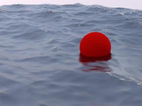 海洋cg模型