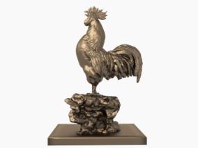 鸡cg模型