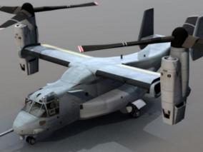 鱼鹰运输机  V-22  武装运输机