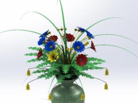 植物cg模型