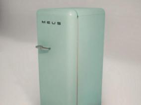 复古冰箱  冰箱