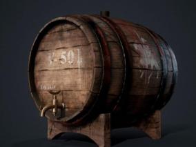 酒桶  木桶