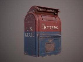 邮箱cg模型