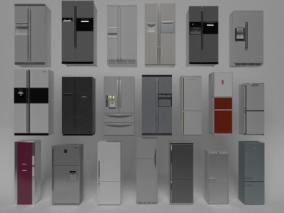 家电3d模型