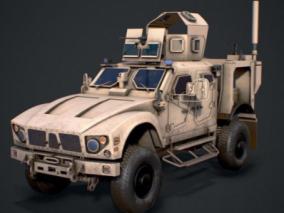 M-ATV   装甲车   越野车  军车