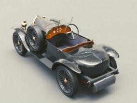 汽车cg模型