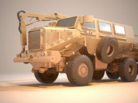装甲车cg模型