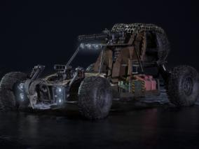越野车cg模型