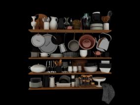 厨具3d模型