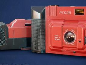 相机cg模型