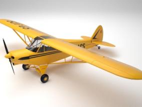 观光飞机模型