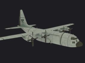吃鸡游戏飞机   军用飞机   和平精英飞机