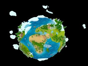 地球,地球村,生态地球环境,卡通地球,地球城市,地球游戏海陆