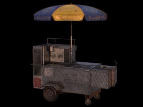 PBR-食物地摊车