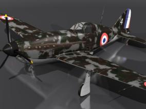 二战飞机模型