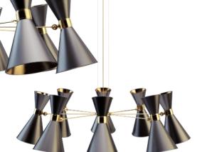 灯具cg模型