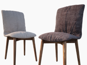 桌椅cg模型