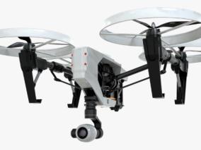 无人机cg模型