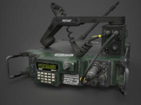 军用广播电台 电子设备