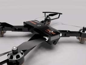 无人机3d模型