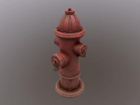 消火栓模型
