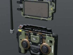 机械cg模型