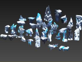 场景cg模型