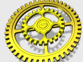 齿轮 工业设计 零件