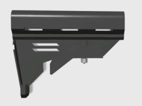 AR系列伸缩托(30毫米内径)