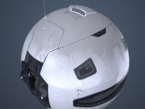 科幻无人机 机械 飞行器  微型机器人