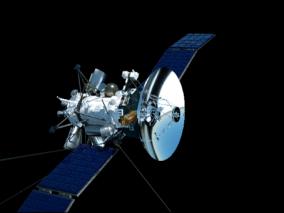 太空卫星(OC渲染器)