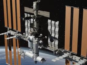 国际空间站 卫星设施