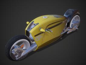 科幻摩托 未来交通工具 浮空车 概念摩托车 太空