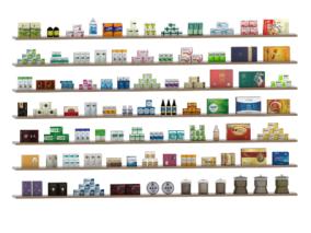 药品 药物 医用药 常见药 药盒 药片 药 中药