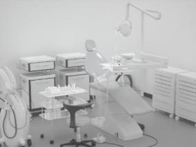 医疗设备(OC渲染器)