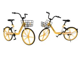 共享单车 美团共享单车 小黄车 自行车