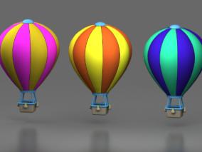 复古热气球,氢气球,活动气球,飞行器,航空